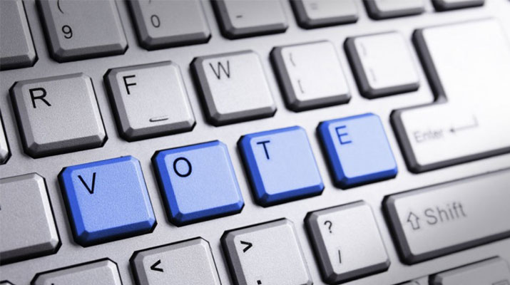 електронното гласуване