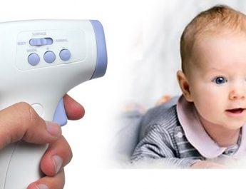 Детски термометри