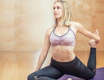 Добрата постелка за йога